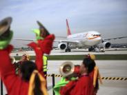«Neuer Meilenstein»: Airbus eröffnet neues Auslieferungszentrum für A330 in China