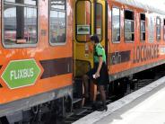 Zwischen Stuttgart und Berlin: Große Nachfrage nach privatem Fernzug Locomore