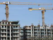 Mietshäuser rechnen sich nicht: Studie: Fehlendes Bauland treibt Grundstückspreise