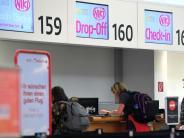 «Grounding» droht: Branchenexperte: Air Berlin braucht zügigen Abschluss