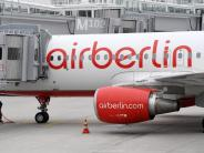Air Berlin: Air Berlin: 80 Prozent der Beschäftigten haben gute Jobaussichten
