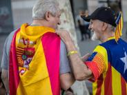 Haushaltsplan: Madrid erwartet Wachstumsdelle wegen Katalonien-Konflikts