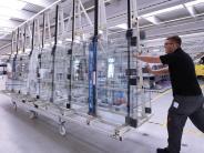 Kreis Augsburg: Die größten Glasscheiben der Welt kommen bald aus Gersthofen