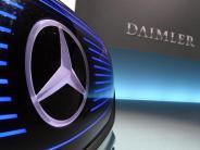 Quartals-Bilanz: Starkes Wachstum dürfte Daimler weiter gute Zahlen bescheren