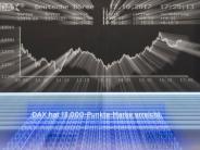Börse: Steil, steiler, Dax