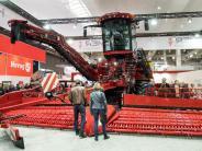 Branche optimistisch: Weltleitmesse Agritechnica startet mit über 2800 Ausstellern