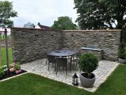 Gartenbau Kraus - Neu gestaltete Außenanlage in Kaisheim: Schlüsselfertige Traumgärten vom Profi