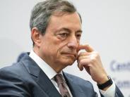 Zinsen bleiben niedrig: Draghi: Zeit noch nicht reif für Ende des billigen Geldes