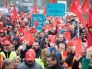 Stellenabbau: IG Metall droht Siemens mit Streik