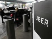 Fahrdienst-Vermittler: Uber vertuschte Daten-Diebstahl bei 57 Millionen Nutzern