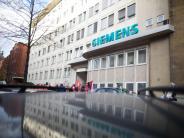 Nach Berlin: Wirtschaftsminister laden Siemens-Vorstand zu Gespräch