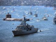 Zwölf Patrouillenboote: Australien vergibt Milliardenauftrag an Bremer Lürssen-Werft
