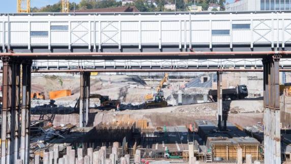 Stuttgart 21-Hammer: Erst 2024 fertig - und viel teurer als geplant