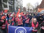 Auf die Wut folgen Gespräche: Siemens-Betriebsrat verhandelt doch über Stellenabbau