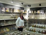 Umweltfreundlich: Die Bio-Verkäuferin: Ohne Verpackung und mit Vertrauen