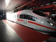 ICE: Wieder Zugausfall auf der Strecke Berlin - München