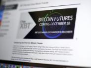 Kryptowährung: Bitcoin-Preis hält sich nahe 17.000 Dollar