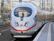Auch andernorts Probleme: Wieder Zugausfall auf neuer Strecke Berlin-München