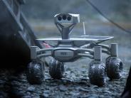 Forschung: Audi baut ein Mondmobil