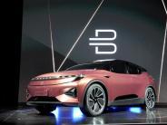 Autobauer mit Ex-BMW-Managern: Byton fordert mit Elektro-SUV deutsche Schwergewichte heraus