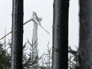 Windkraft: Nach Blitzschlag im Allgäu: Wie sicher sind eigentlich Windräder?