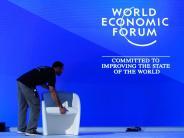 Tagung in Davos: Weltwirtschaftsforum will Motor für Krisenlösungen sein