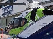 Region: Weniger Aufträge - Airbus HelicopterskündigtUmbauphase an