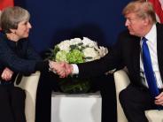 Weltwirtschaftsforum: Donald Trump mischt Davos auf