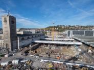 Stuttgart: Stuttgart 21 noch teurer - Bis zu 8,2 Milliarden Euro