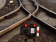 Zahlreiche Baustellen: Bahn investiertRekordsumme in Gleise und Bahnhöfe
