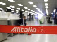 Flugbetrieb mit Brückenkredit: Keine Lösung der Alitalia-Krise in Sicht