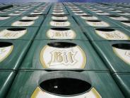Schrumpfender Biermarkt: Bitburger verkauft weniger, Umsatz stabil