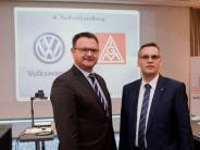 Volkswagen: Einigung im Streit um VW-Haustarif