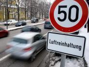 Bericht: Bundesregierung will wohl Rechtsgrundlage für Fahrverbote schaffen