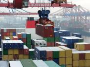 Konjunktur: Rekordüberschuss: Staat nimmt mehr ein als er ausgibt