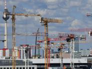 Große Nachfrage: Bauindustrie mit bestem Neugeschäft seit über 20 Jahren