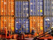 Außenhandel: Großhandel: Deutschland vor Export-Rekordjahr