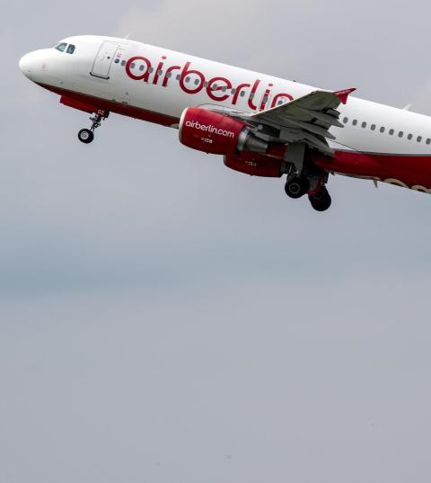 Wöhrl bietet bis zu 500 Millionen Euro für Air Berlin