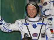 Weltall: Der deutsche Astronaut Alexander Gerst zündelte im All