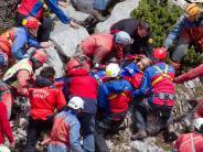 Riesending-Höhle: Ein Jahr nach Höhlenunglück: Kehrt Westhauser in Höhle zurück?