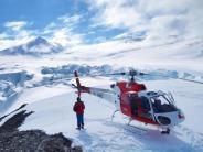 Ozonloch: Ozonloch über der Antarktis soll sich langsam schließen
