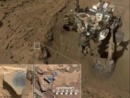 Mission auf dem Mars: «Curiosity» findet Hinweise auf sauerstoffreiche Atmosphäre