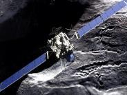 """Raumsonde: """"Rosetta"""" soll zum Ende der Mission auf Kometen landen"""