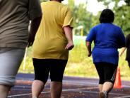 Übergewicht: Abnehmen ohne Diät: Schlanker nur durch Sport?