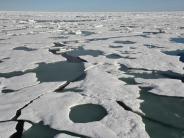 Einfluss auch auf Mitteleuropa: Arktis-Eis weiter auf Rekordminimum
