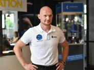 Raumfahrt: Alexander Gerst fliegt wieder zur ISS - und wählt Motto dafür