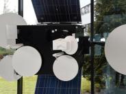 «Made in Germany»: In Bremen gebaute Satellitenplattform kurz vor dem Start