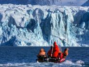 Dramatischer Rückgang: Meereis-Flächen in Arktis und Antarktis auf Rekordminimum