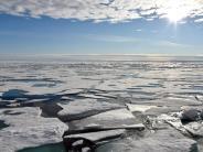 Zu warm: Jahr 2017 mit Hitzewellen in der Arktis gestartet