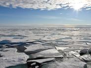 Noch nie so klein wie 2017: Meereis der Arktis - Erneut Negativrekord